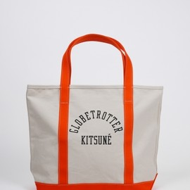 KITSUNE - Boat Bag Orange