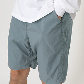 NONNATIVE - CLIMBER EASY SHORTS POLY WEATHER STRETCH COOLMAX_ by GRAMICCI