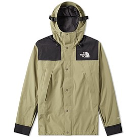 The North Face - The North Face 1990 Gore-Tex Mountain Jacket -Tumbleweed Green