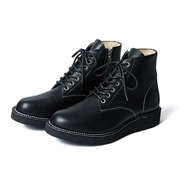 SOPHNET. - 7 HOLE ZIP UP BOOTS