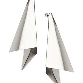 Topshop - Large Triangle Studs