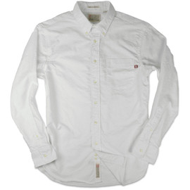 New England Shirt Co., S/Double - New England Shirt Co. for S/Double - Oxford Shirt (white)
