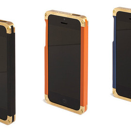 Revisit - iPhone solid brass case