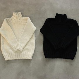 Phlannel - Hand Knitted Turtleneck