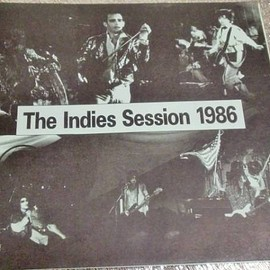 Various Artists - THE INDIES SESSION 1986