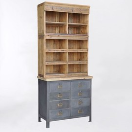 west elm - Reclaimed Timber Bookcase