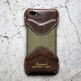 Roberu - Iphone Leather Case