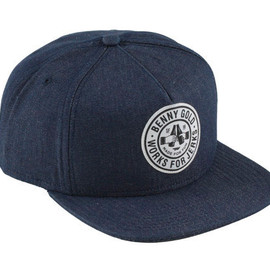 BENNY GOLD - CHEERS DENIM SNAPBACK