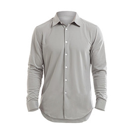 Ministry of Supply - Apollo Dress Shirt - Soft Grey