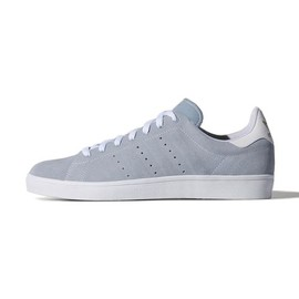 adidas - STAN SMITH VULC (Dust Blue/Running White/Running White)