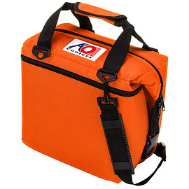 AO Coolers Canvas Soft Cooler with High-Density Insulation, 12-Can to 48-Can