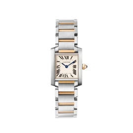 Cartier - Cartier   TANK FRANÇAISE WATCH, SMALL MODEL