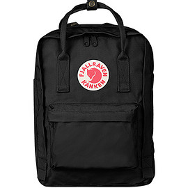 Fjallraven Kanken - Black Kanken Laptop 13