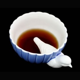 imm Living - Flying Sparrow Teacup