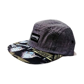 THRASHER - FIRST COVER 5-PANEL HAT (First Cover)