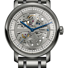 RADO, ラドー - DIAMASTER Automatic Skeleton Limited Edition