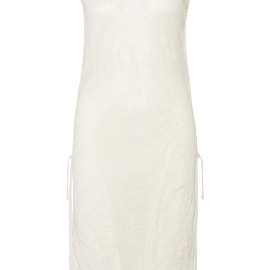 Barbara Casasola - Ribbed silk-blend dress