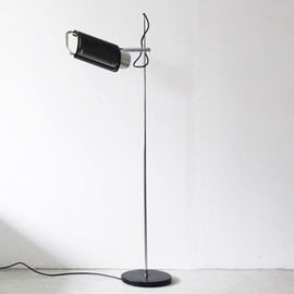 Koch & Lowy - Eyeshade Floor Lamp by George Nelson