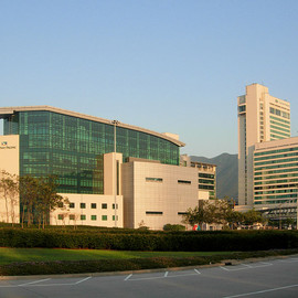 Hong Kong - Cathay City Head Quarters