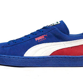"Puma - SUEDE CLASSIC + BLOCKED ""LIMITED EDITION"""