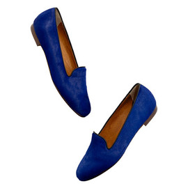 madewell - The Library Loafer in calf hair
