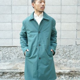 Phatee - BLACKTRACK:ALL PURPOSE COAT (A/W'12)