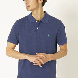 blue blue - brooks brothers polo
