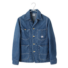 BOHEMIANS - Denim Fader Cover All Jacket