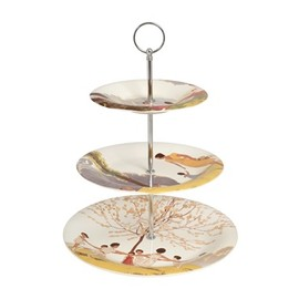 LONDON TRANSPORT MUSEUM - Cake Stand Andre Marty