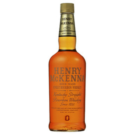 HENRY McKENNA - Straight Bourbon Whiskey