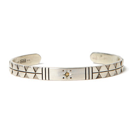 END, hobo - Silver 925 Polar Star Bracelet