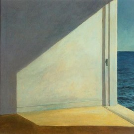 Edward Hopper - Rooms By The Sea, 1951