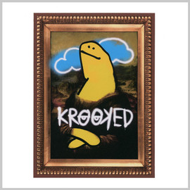 Krooked Kalifornia Dreamin Zip Zinger Deck