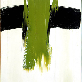 Paul-Émile Borduas - Composition 44, 1959, oil on canvas