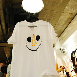 soe - yellow blood from smile t-shirt
