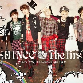 SHINee - THE FIRST【初回生産限定SPECIAL BOX】(DVD付)