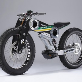 Caterham - Carbon E-Bike