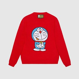 GUCCI, ドラえもん - Doraemon x Gucci wool jumper