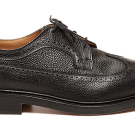 Thom Browne - Scotch Grain Wingtips