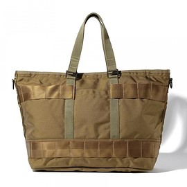 "BRIEFING - BRIEFING×BEAMS PLUS / 別注 ""MIL TRAINING TOTE""COYOTE"