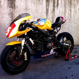Radical Ducati - YELLOW RACER 2013