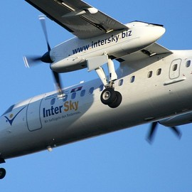 Inter Sky - Inter Sky Bombardier DHC-8-300