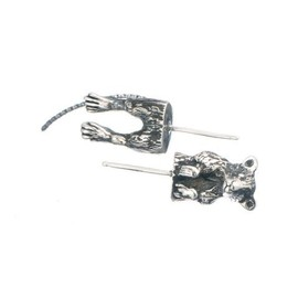 In and Out Earrings
