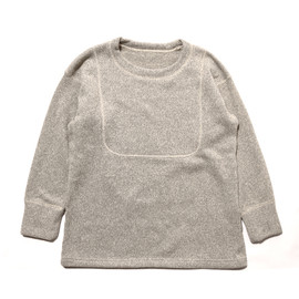 Wild Things - KNIT FLEECE CREW