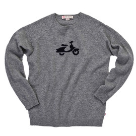 S/DOUBLE - SCOOTER SWEATER