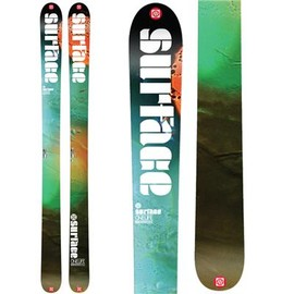Surface - Surface One Life Skis 2013