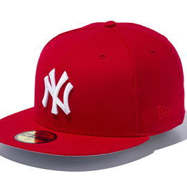 New Era, Spike Lee, New York Yankees - 59FIFTY ニューヨーク・ヤンキース スパイク・リー ジョイント 1st