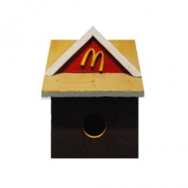 GELCHOP - Bird House -Economy-