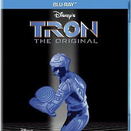 Steven Lisberger - TRON : THE ORIGINAL [Blu-ray]