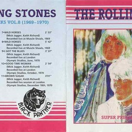 The Rolling Stones - SUPER PRECIOUS TRACKS VOL.8 (1969-1970)